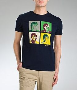 BenSherman_BeatlesFabFourFacesT-Shirt