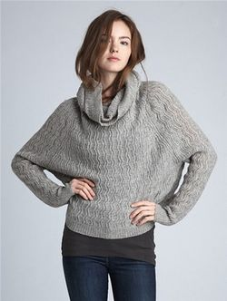 Inhabit_ZigZagCowlNeckSweater