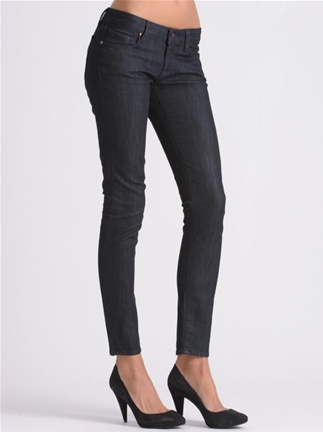 Raven Remy Skinny Jeans in Raw