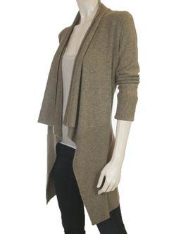 Velvet Tarra Cashmere Sweater Cardigan