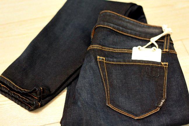 Work Custom Jeans - Viper Skinny in Mechanics Wash