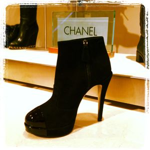 Chanel Bootie Style 40019