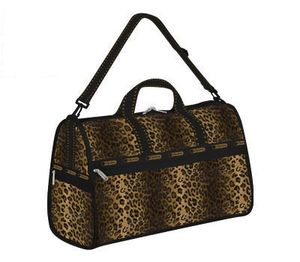 LeSportSac Extra Large Weekender in Cheetah Print