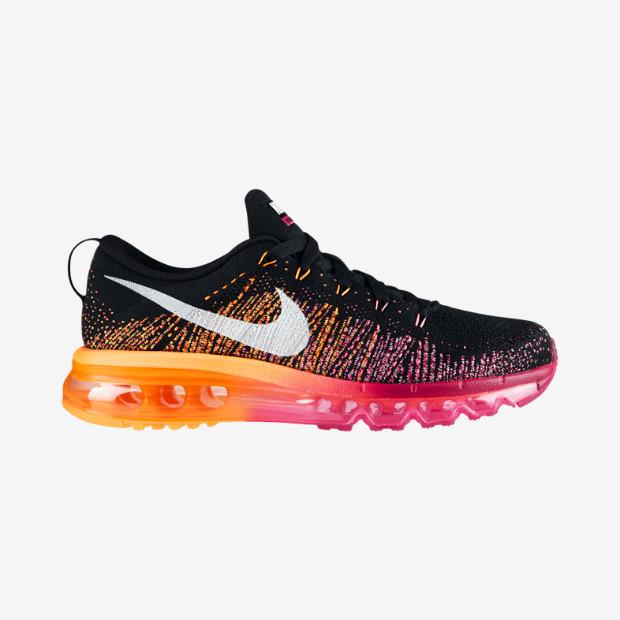 23df1abd3b333 Nike Flyknit Air Max Women s Running Shoe