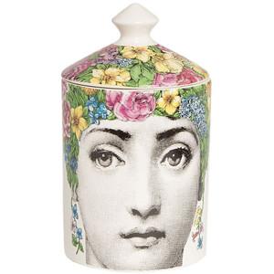Fornasetti Flora Lidded Candle - fffabulous