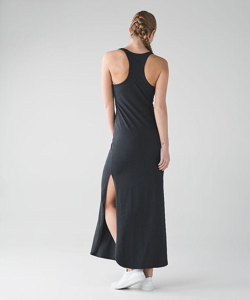 Lululemon Athletica Refresh Maxi Dress II - back