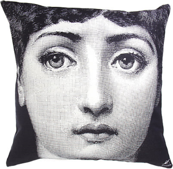 Fornasetti Tema Pillow - front