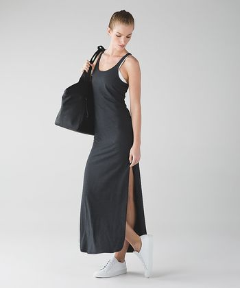 Lululemon Athletica Refresh Maxi Dress II - front