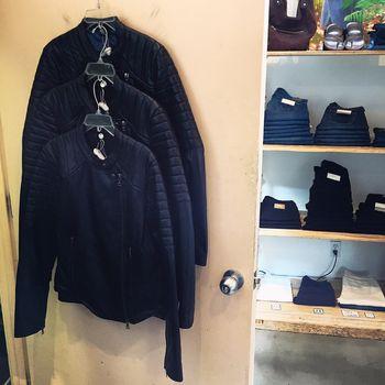 Margaret O'Leary San Francisco Leather Jacket